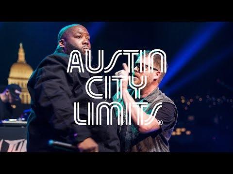 "Run the Jewels ""Legend Has It"" - EXPLICIT  on Austin City Limits"