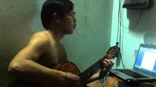 Đợi em trong mơ guitar