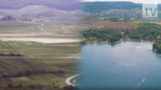 Wir gehen dem Breitenauer See auf den Grund | Die Region von oben