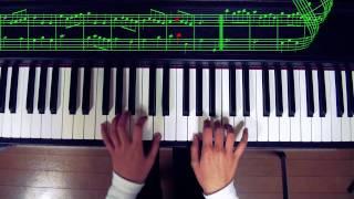 J.S.Bach - Menuett G dur BWV.Anh.114