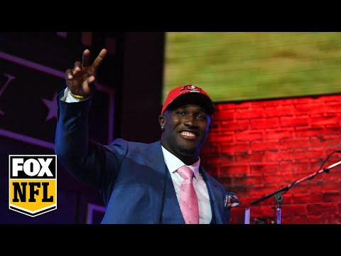 Buccaneers draft pick Devin White says he's 'ready to be great' | FOX NFL