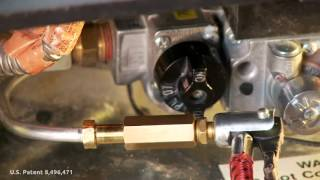 Gas Pilot Cleaner - A 3 Minute Repair - GasPilotCleaner.com