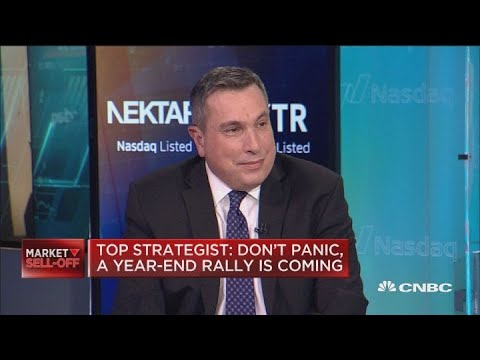 Dont panic here because a yearend rally is ahead, says BTIG