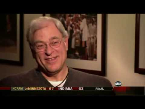 *NEW* Phil Jackson compares Jordan and Kobe (2009)