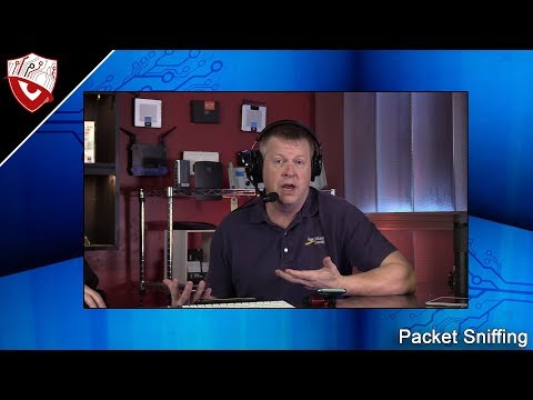 Packet Sniffing - Secure Digital Life #35