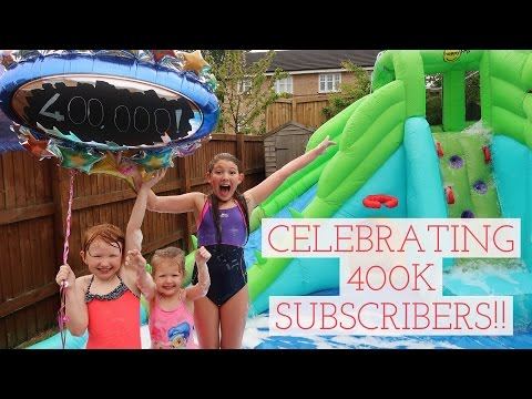 CELEBRATING 400K SUBSCRIBERS SURPRISE SPECIAL!!