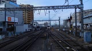 DSCN6802小田急江ノ島線20180108藤沢駅