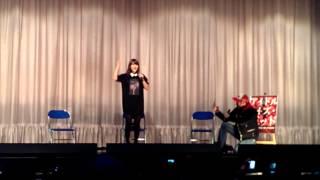 2014.1.26 テアトル新宿 IID2 上映後トークイベントより エレ☆キス カズ...