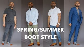 How To Wear Boots In The Sprin…