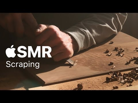 Apple's soothing ASMR iPhone videos will put you to sleep