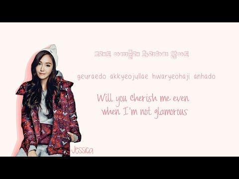 Jessica - Love Me The Same Lyrics (Han|Rom|Eng)