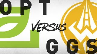 Video OPT vs. GGS - Week 6 Day 2 | NA LCS Summer Split | OpTic Gaming vs. Golden Guardians (2018) download MP3, 3GP, MP4, WEBM, AVI, FLV Agustus 2018