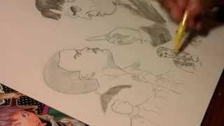 Bully drawing