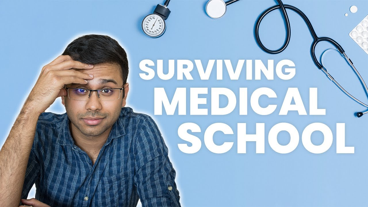 How to Survive (And Thrive) Med School | Doctor A
