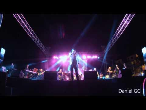 Concierto de Elvis Crespo en Arguineguin Gran Canaria 18/07/2014