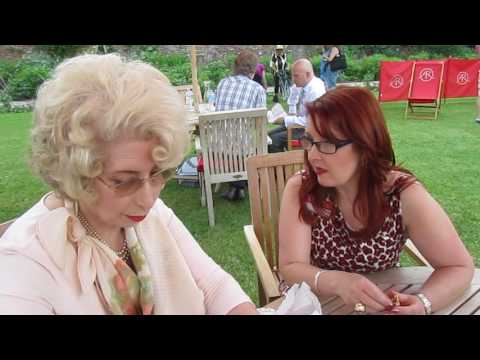 Gloriously Vintage at The Antiques Roadshow at Baddesley Clinton