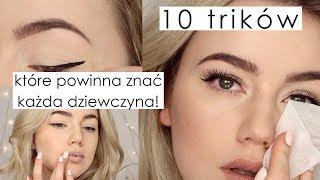 10 trików, które powinna znać każda dziewczyna!