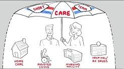 Short-term care insurance consumer video, protection for seniors
