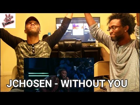 The Voice 2017 Knockout - JChosen: