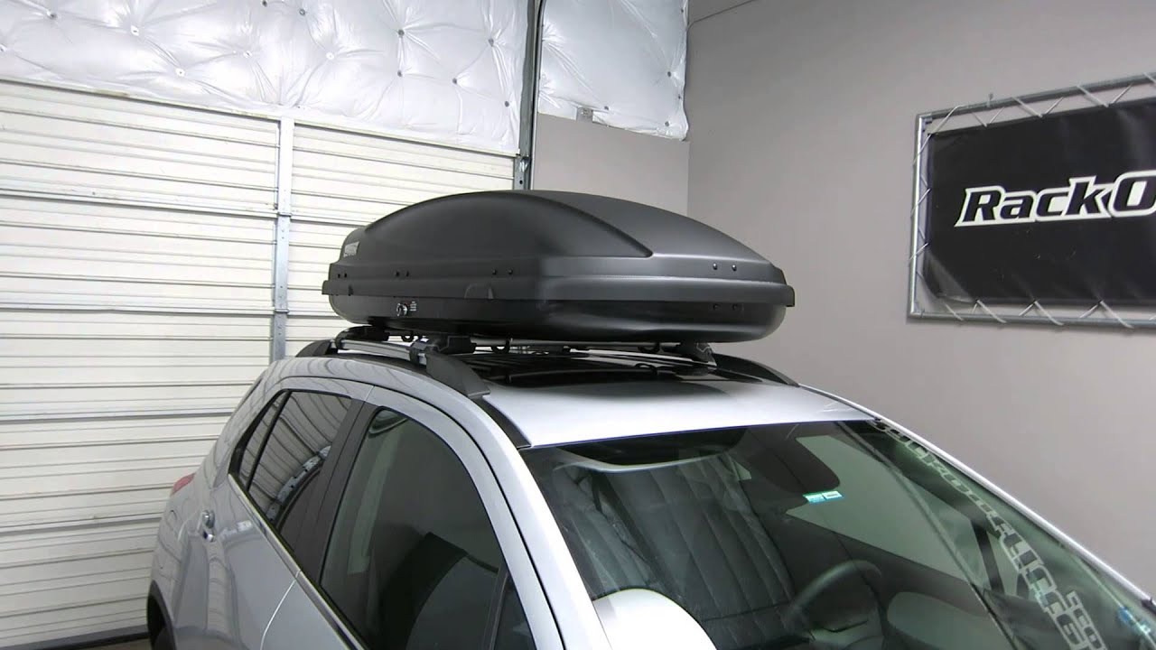 Thule Roof Box >> Chevrolet Trax Thule Silver AeroBlade Edge Roof Rack w ...