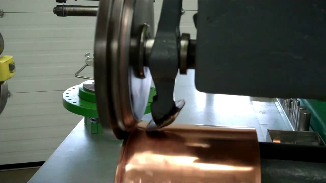 Martin Sheet Metal >> Making A Double Seam - YouTube
