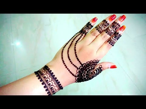 Eid Mehndi Design 2017 - Naush Artistica