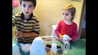 """my Kids Make"" Granola Bars - Gluten Free"