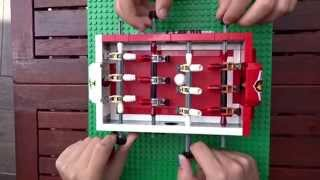 Lego Micro Foosball
