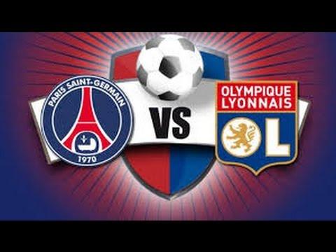 Live:paris saint-germain - lyon full match