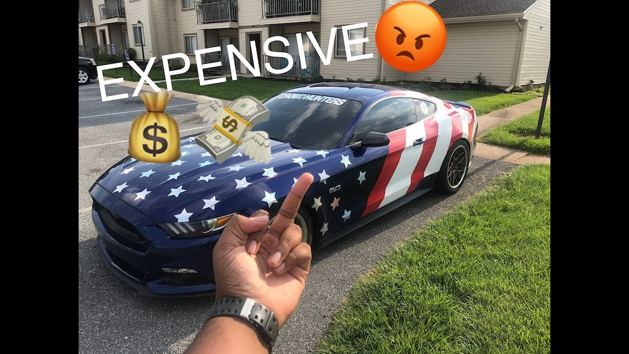 How much does my mustang cost to insure 21 year old ownership costs