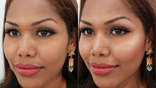 Highlight and contour for everyday woman | medium/dark skin tone Thumbnail