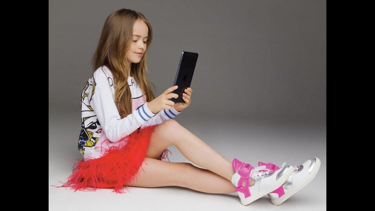 Kristina Pimenova Russian Child Model
