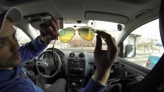 Честный обзор водительских очков с Aliexpress