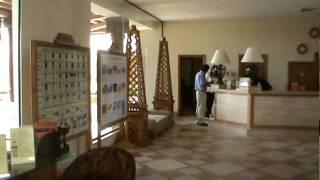 Ghazala Gardens, отель, Шарм эль Шейх, Египет(Ресепшн и лобби Ghazala Gardens, Шарм эль Шейх, Египет., 2010-07-20T19:54:49.000Z)