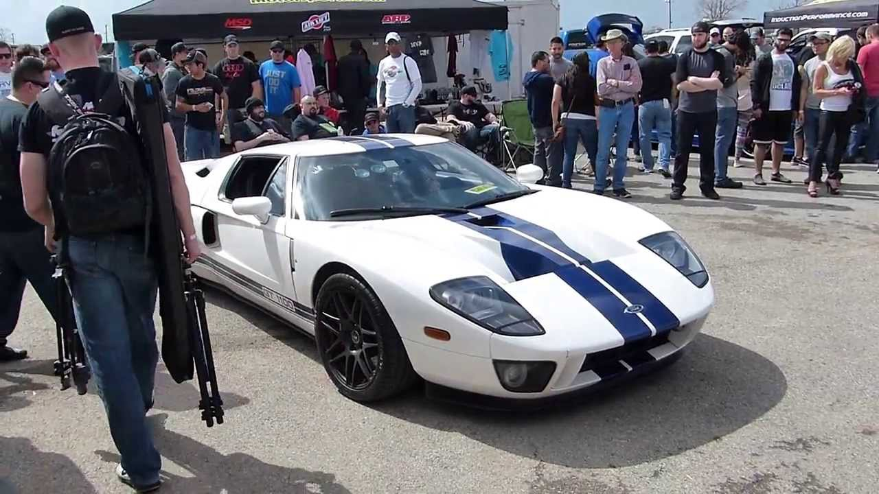 Hp Twin Turbo Ford Gt On The Dyno Txk