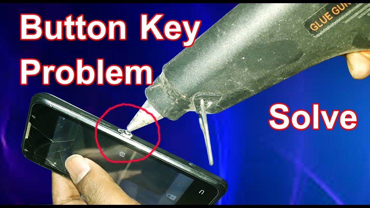 Download How To Solve Mobile Volume Key /Power Key Button Problem by Glue Gun