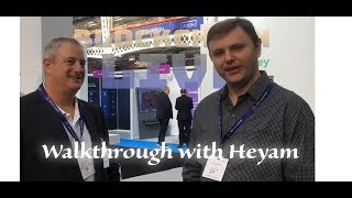 Blockchain Live - Walkthrough with Heyam + Interview with Dan Larimer & Roger Davies [fun take]