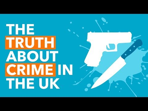 The Truth About Crime In Britain - Data Dive