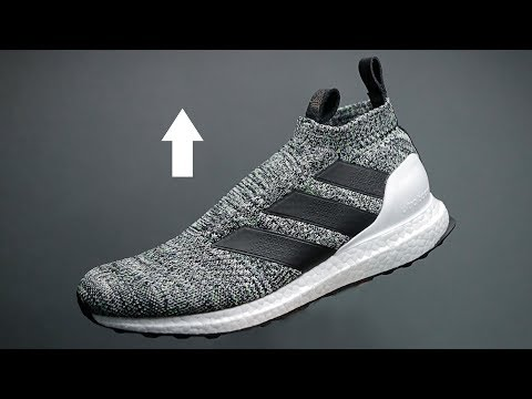 2nd UltraBOOST Laceless in the Oreo colorway. Or is it Multicolor? A+ 16 Purecontrol Ultraboost