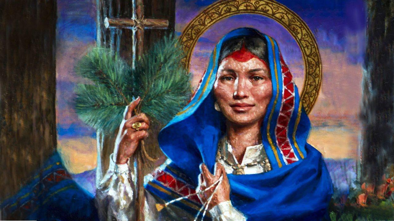 St  Kateri Tekakwitha - Saints & Angels - Catholic Online