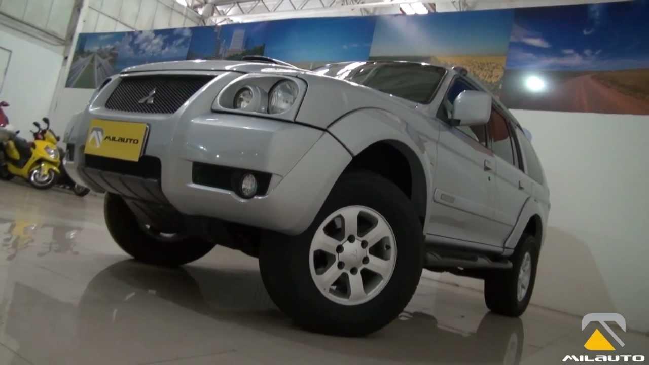 Mitsubishi pajero 2008 2009
