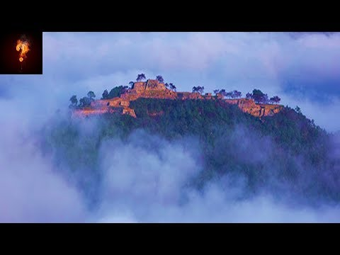 Amazing Ancient Castle Found In The Clouds?