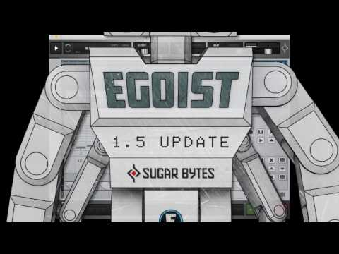 Egoist 1.5 Update