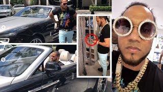 El Alfa: VIDA MILLONARIA en Miami - GASTA MILES DE DÓLARES EN ROPA