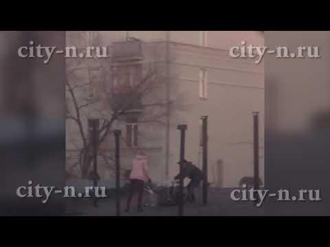 Суровые игры новокузнецких детишек