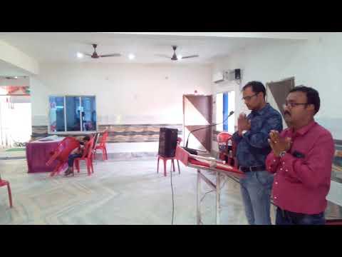 Navodaya prayer Ham naw yug ki nae aarti/हम नव युग की नई आरती नई भारती at ReNESA meet 2017