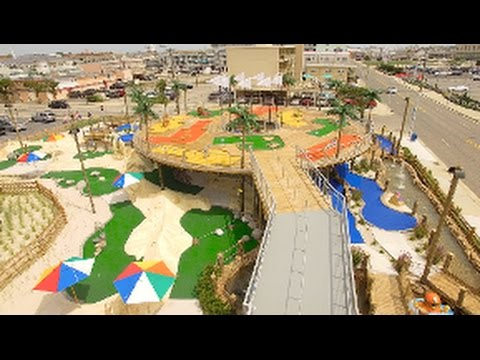 Harris Miniature Golf Showcase - Starlux