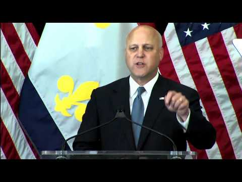 Mayor Mitch Landrieu's Address on Removal of Four Confederate Statues