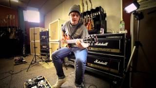 Bring Me The Horizon Guitar Lesson - Antivist