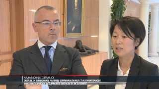 Signatures d'accords sur le télétravail à Monaco